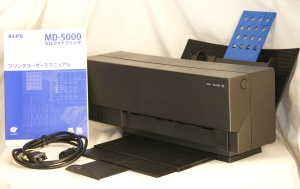 ALPS MD-5000